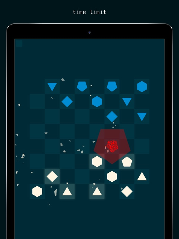 Glitchy Checkers Screenshot