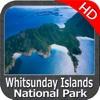 Whitsunday Islands NP HD GPS charts Navigator