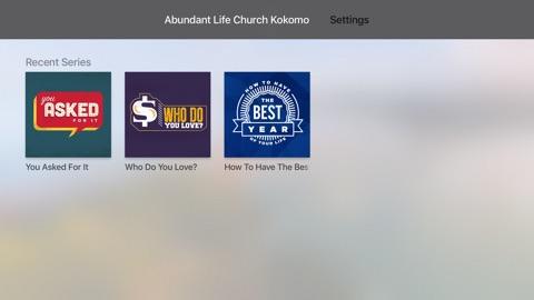 Screenshot #7 for Abundant Life Church Kokomo