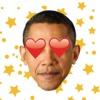 Thanks Obama Sticker Pack Barack Obama barack obama press
