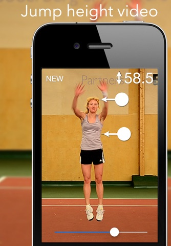 FitnessMeter - Test & Measure screenshot 2