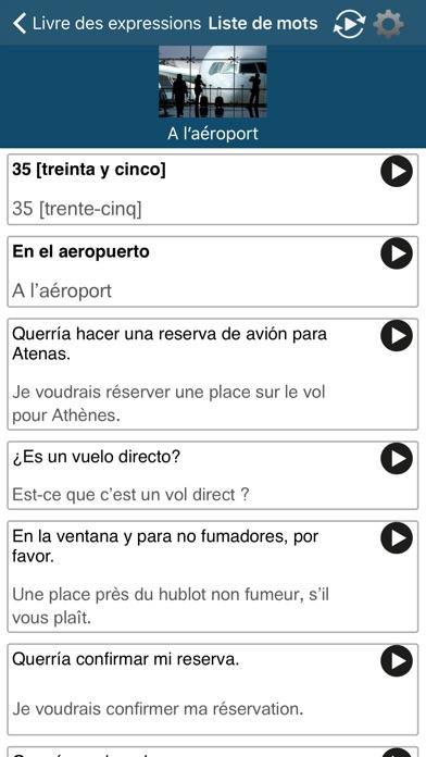 Apprendre l'espagnol 50LCapture d'écran de 3