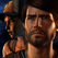 The Walking Dead: A New Frontier App Icon Artwork