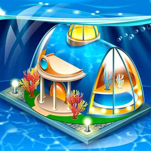 Aquapolis - city building & farming game for Mac
