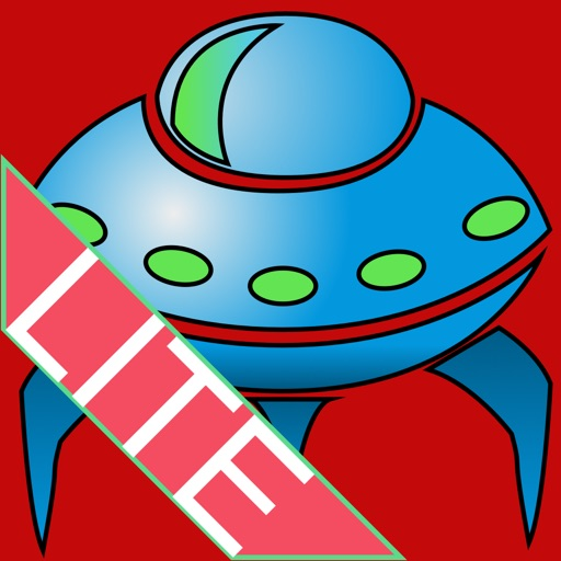 UFO Alien Invaders Lite iOS App