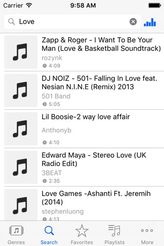 S3 Music - MP3 Player & Playlists & Albums Manager screenshot 2