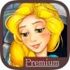 Prinzessin Rapunzel magische Kinder - Pro