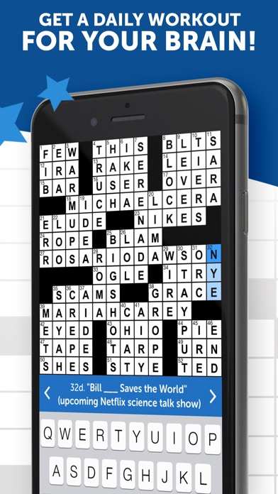 Crosswords With Friends Скриншоты6