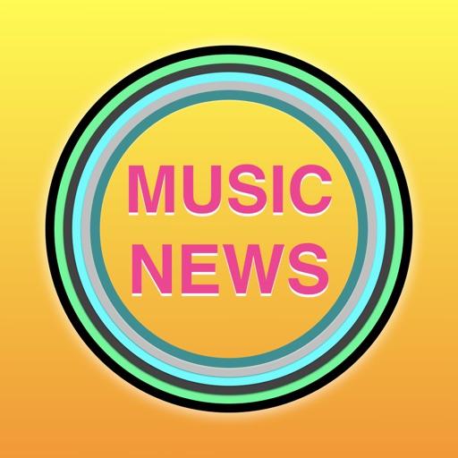 Music Updates & New Releases iOS App