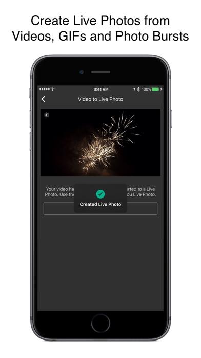 Live Studio for Live Photos Screenshots