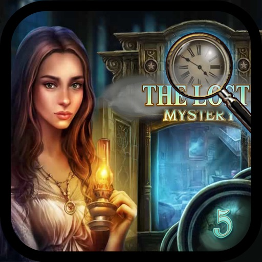 The Lost Mystery 5 - Pirate harbor