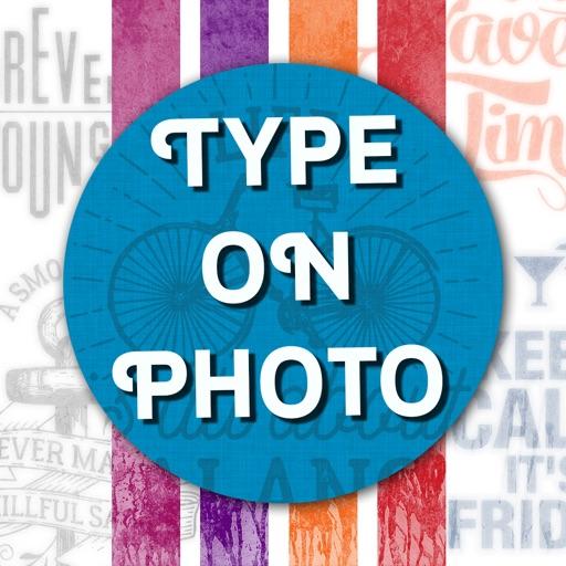 TyPhoto - Type on Photo, Text Caption on Photos iOS App