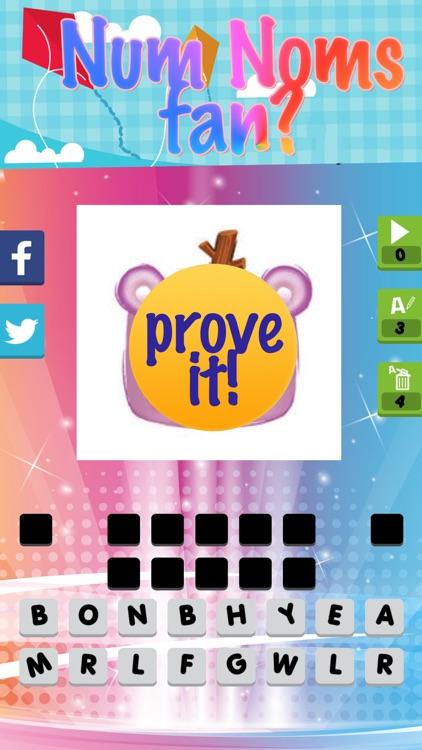 trivia for num noms fans quiz games 4 girls by mohamed bennouf