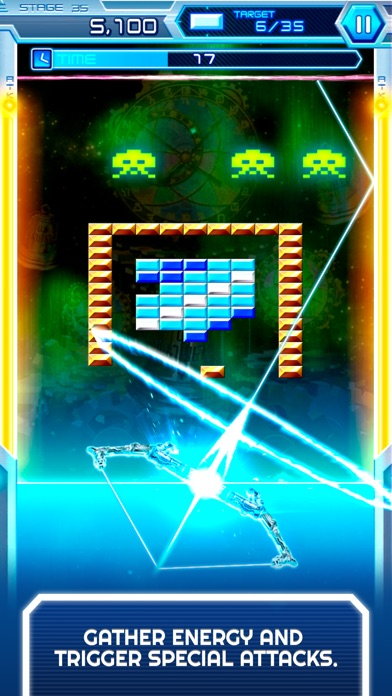 Arkanoid vs Space Invaders Screenshots