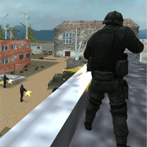 US Commando Modern Strike Camp Mission iOS App