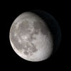 Fase de la luna - Luna llena Calendario