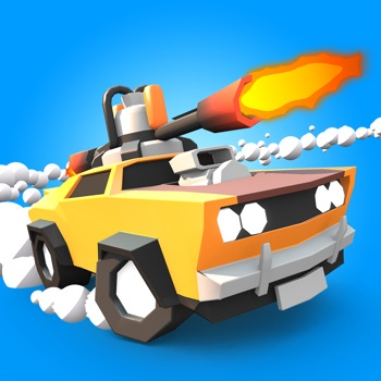 Crash of Cars app for iphone