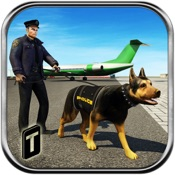 Airport Police Dog Duty Sim hacken