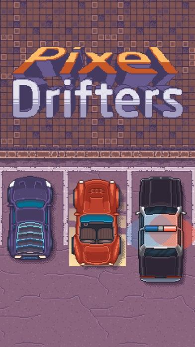 Pixel Drifters Screenshot