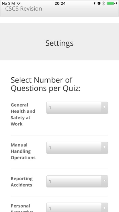 download CSCS Revision appstore review