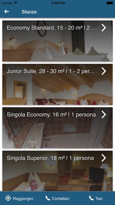 Screenshot of Hotel Bel Sit1
