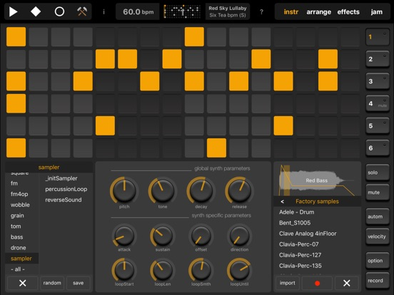 Elastic Drums Screenshots