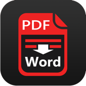 PDF to Word Converter - PDF in DOC/RTF Word