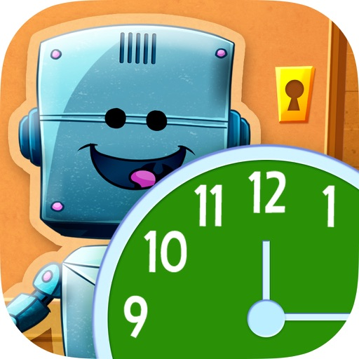 Learn to tell time - LSP iOS App