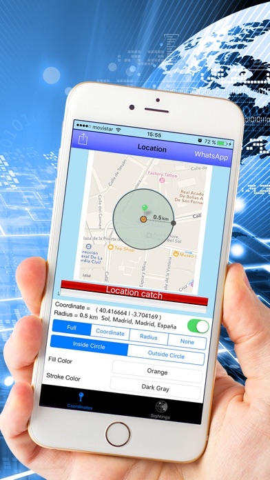Screenshot for Fly Gps - GO in Peru App Store