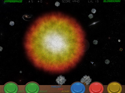 Yeast - Yet another Space Debris Shooter screenshot 4