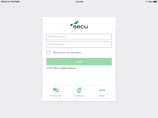 SECU Mobile (Maryland) for iPad on the App Store