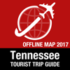 Tennessee Tourist Guide + Offline Map - Offline Map Trip Guide
