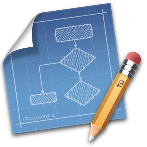 矢量圖繪制軟件 TouchDraw for Mac