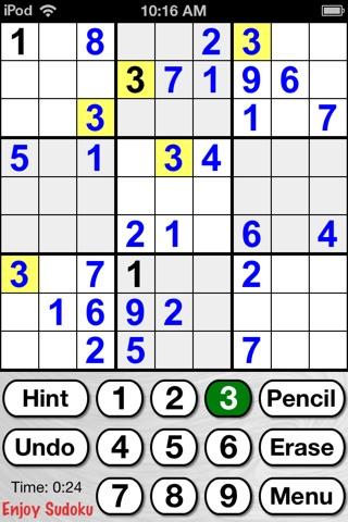 :) Sudoku screenshot 1