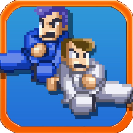 Pixel-Hero Attack iOS App