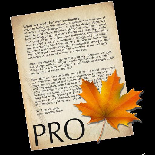 Story Leaf Pro