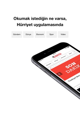 Hürriyet - Son Dakika Haber screenshot 3
