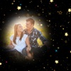 Space Photo Frame Editor: Pics in Space Themes