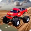 Monster Truck : Desert Stunt Driving