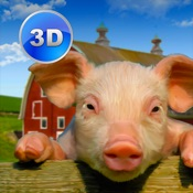 Euro Farm Simulator: Pigs - Full Version