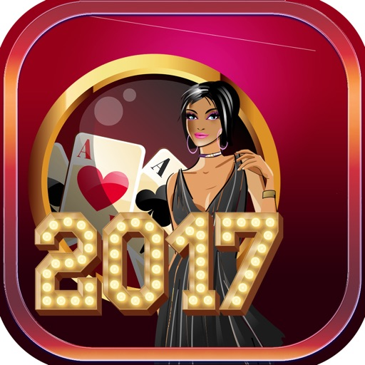 NEW YEAR CASINO -- Welcome to 2017 Slots! iOS App