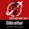 直布羅陀 旅遊指南+離線地圖