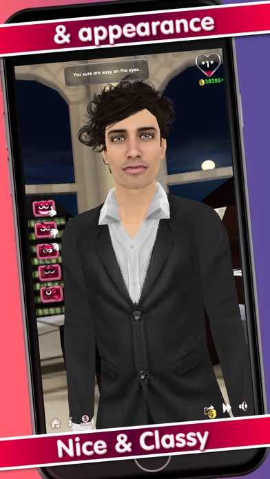 My Virtual Boyfriend ... screenshot1