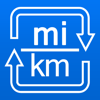 Miles to kilometers and km to miles converter