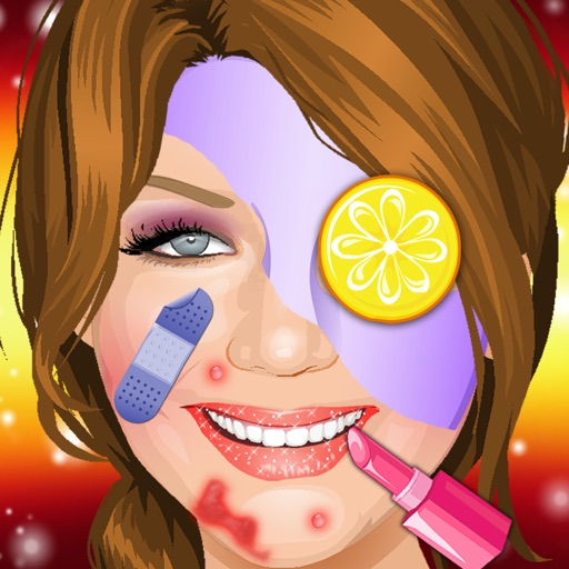 Celebrity MakeOver ,Spa,Doctor face Treatment,Hair Style,Dresses free games. iOS App