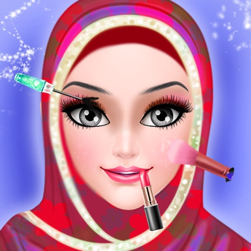 Hijab Wedding Makeover - Hijab Fashion Style Salon
