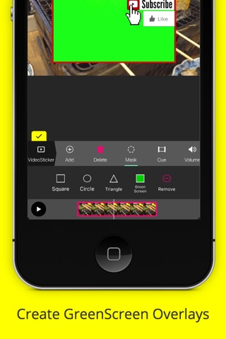 PocketVideo - Video Editor screenshot 3
