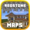Redstone Maps for Minecraft PE Pocket Edition !