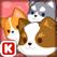 동물쥬디: 강아지 돌보기
