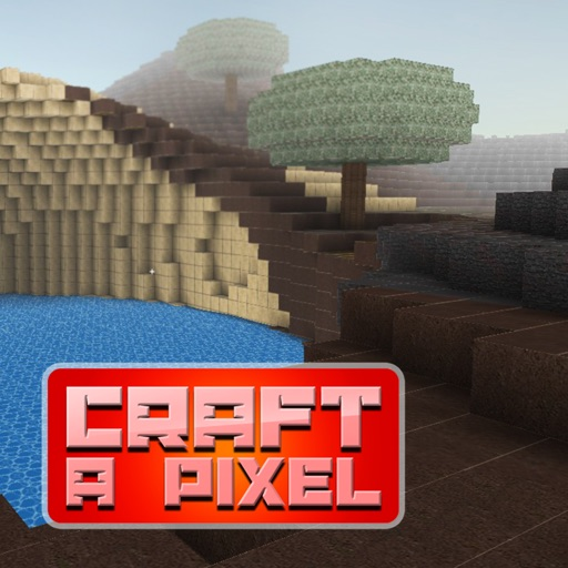 Craft a Pixel iOS App